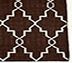 Jaipur Rugs - Flat Weave Wool Beige and Brown DW-162 Area Rug Cornershot - RUG1060328
