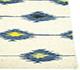 Jaipur Rugs - Flat Weave Wool Ivory DW-55 Area Rug Cornershot - RUG1032918