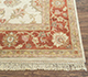 Jaipur Rugs - Hand Knotted Wool Ivory EPR-05 Area Rug Cornershot - RUG1082082