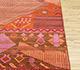 Jaipur Rugs - Hand Knotted Wool Red and Orange EPR-201 Area Rug Cornershot - RUG1078170