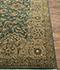 Jaipur Rugs - Hand Knotted Wool Green EPR-87 Area Rug Cornershot - RUG1077756
