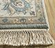 Jaipur Rugs - Hand Knotted Wool Blue EPR-92 Area Rug Cornershot - RUG1091252