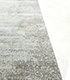Jaipur Rugs - Hand Knotted Wool and Bamboo Silk Grey and Black ESK-404 Area Rug Cornershot - RUG1039008