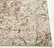 Jaipur Rugs - Hand Knotted Wool and Bamboo Silk Ivory ESK-411 Area Rug Cornershot - RUG1062149
