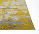 Jaipur Rugs - Hand Knotted Wool and Bamboo Silk Gold ESK-430 Area Rug Cornershot - RUG1090236