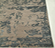 Jaipur Rugs - Hand Knotted Wool and Bamboo Silk Beige and Brown ESK-431 Area Rug Cornershot - RUG1064838