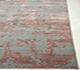 Jaipur Rugs - Hand Knotted Wool and Bamboo Silk Blue ESK-431 Area Rug Cornershot - RUG1065018