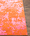 Jaipur Rugs - Hand Knotted Wool and Bamboo Silk Pink and Purple ESK-431 Area Rug Cornershot - RUG1074646