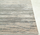 Jaipur Rugs - Hand Knotted Wool and Bamboo Silk Grey and Black ESK-432 Area Rug Cornershot - RUG1065247