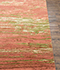 Jaipur Rugs - Hand Knotted Wool and Bamboo Silk Beige and Brown ESK-432 Area Rug Cornershot - RUG1081294