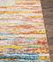 Jaipur Rugs - Hand Knotted Wool and Bamboo Silk Ivory ESK-433 Area Rug Cornershot - RUG1074651
