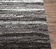 Jaipur Rugs - Hand Knotted Wool and Bamboo Silk Grey and Black ESK-433 Area Rug Cornershot - RUG1072291