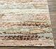 Jaipur Rugs - Hand Knotted Wool and Bamboo Silk Ivory ESK-433 Area Rug Cornershot - RUG1085450