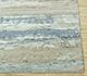 Jaipur Rugs - Hand Knotted Wool and Bamboo Silk Blue ESK-433 Area Rug Cornershot - RUG1087601