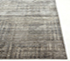 Jaipur Rugs - Hand Knotted Wool and Bamboo Silk Grey and Black ESK-472 Area Rug Cornershot - RUG1053780