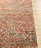 Jaipur Rugs - Hand Knotted Wool and Bamboo Silk Beige and Brown ESK-632 Area Rug Cornershot - RUG1094464