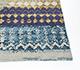 Jaipur Rugs - Hand Knotted Wool and Bamboo Silk Blue ESK-663 Area Rug Cornershot - RUG1090250