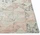 Jaipur Rugs - Hand Knotted Wool and Bamboo Silk Ivory ESK-680 Area Rug Cornershot - RUG1093389