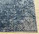 Jaipur Rugs - Hand Knotted Wool and Bamboo Silk Blue ESK-9012 Area Rug Cornershot - RUG1082919
