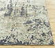 Jaipur Rugs - Hand Knotted Wool and Bamboo Silk Ivory ESK-9014 Area Rug Cornershot - RUG1085455