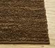 Jaipur Rugs - Flat Weave Jute Beige and Brown GI-07 Area Rug Cornershot - RUG1030427