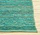 Jaipur Rugs - Flat Weave Jute Blue GI-07 Area Rug Cornershot - RUG1021301