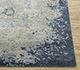 Jaipur Rugs - Hand Knotted Wool and Silk Blue JPL-03 Area Rug Cornershot - RUG1088173
