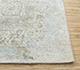 Jaipur Rugs - Hand Knotted Wool and Silk Blue JPL-03 Area Rug Cornershot - RUG1088181
