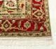 Jaipur Rugs - Hand Knotted Wool Ivory LBT-01 Area Rug Cornershot - RUG1063243