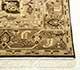 Jaipur Rugs - Hand Knotted Wool Beige and Brown LBT-01 Area Rug Cornershot - RUG1063245