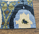 Jaipur Rugs - Hand Knotted Wool Blue LCA-02 Area Rug Cornershot - RUG1101189