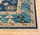 Jaipur Rugs - Hand Knotted Wool Blue LCA-2351 Area Rug Cornershot - RUG1080902