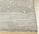 Jaipur Rugs - Hand Knotted Wool Grey and Black LCA-69 Area Rug Cornershot - RUG1116482
