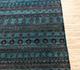 Jaipur Rugs - Hand Knotted Wool Blue LE-11 Area Rug Cornershot - RUG1091890