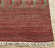 Jaipur Rugs - Hand Knotted Wool Beige and Brown LE-34 Area Rug Cornershot - RUG1081944