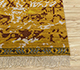 Jaipur Rugs - Hand Knotted Wool Gold LE-63 Area Rug Cornershot - RUG1084897