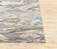 Jaipur Rugs - Hand Knotted Wool and Bamboo Silk Ivory LES-270 Area Rug Cornershot - RUG1083963