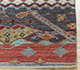 Jaipur Rugs - Hand Knotted Wool and Bamboo Silk Blue LES-441 Area Rug Cornershot - RUG1092477