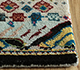 Jaipur Rugs - Hand Knotted Wool and Bamboo Silk Multi LES-456 Area Rug Cornershot - RUG1092465