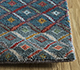 Jaipur Rugs - Hand Knotted Wool and Bamboo Silk Blue LES-471 Area Rug Cornershot - RUG1093211