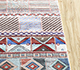 Jaipur Rugs - Hand Knotted Wool and Bamboo Silk Ivory LES-550 Area Rug Cornershot - RUG1098928