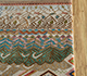 Jaipur Rugs - Hand Knotted Wool and Bamboo Silk Ivory LES-693 Area Rug Cornershot - RUG1106370