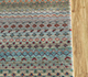 Jaipur Rugs - Hand Knotted Wool and Bamboo Silk Green LES-709 Area Rug Cornershot - RUG1106956