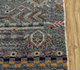Jaipur Rugs - Hand Knotted Wool and Bamboo Silk Ivory LES-712 Area Rug Cornershot - RUG1106960