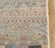 Jaipur Rugs - Hand Knotted Wool and Bamboo Silk Ivory LES-716 Area Rug Cornershot - RUG1106961