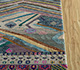 Jaipur Rugs - Hand Knotted Wool and Bamboo Silk Beige and Brown LES-723 Area Rug Cornershot - RUG1106962