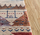 Jaipur Rugs - Hand Knotted Wool and Bamboo Silk Beige and Brown LES-741 Area Rug Cornershot - RUG1108566