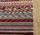 Jaipur Rugs - Hand Knotted Wool Pink and Purple LES-744 Area Rug Cornershot - RUG1108570