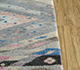 Jaipur Rugs - Hand Knotted Wool and Bamboo Silk Ivory LES-822 Area Rug Cornershot - RUG1111205