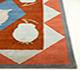 Jaipur Rugs - Hand Tufted Wool Multi LET-1060 Area Rug Cornershot - RUG1063928